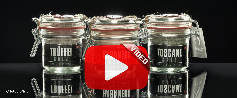 Videofilme vom Fotografen